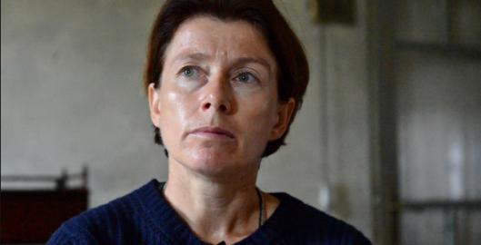 Katarzyna Lewinska. Photo by Marcin Kulakowski, PFI
